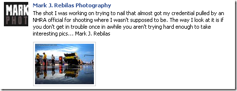 Mark J Rebilas Photography