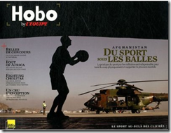 Hobo by léquipe : couverture